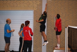 Shuttle Run test & overige fysieke tests